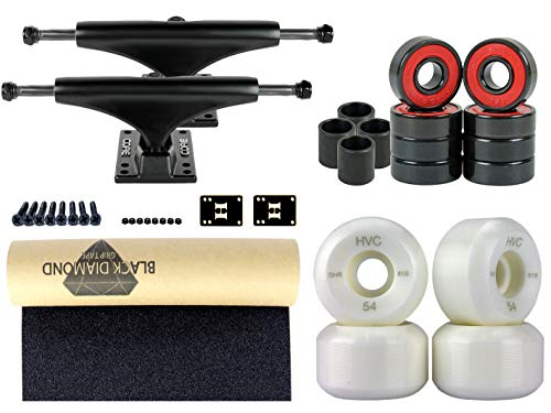 CORE Skateboard Achsen Set-up Black 5.5 von CORE