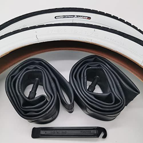 CST Schlauch Fahrrad 27.5x2.25-2.40Zoll 57//62-584 SV 40mm 071413 Fahrrad