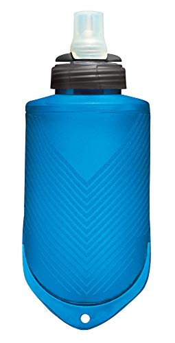Camelbak Products LLC Unisex – Erwachsene 17oz Quick Stow Flask, Blau, 500 ml von CAMELBAK