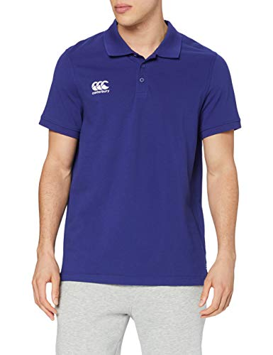 Canterbury Men's Waimak Polo Shirt - Royal Blue, X-Small von Canterbury