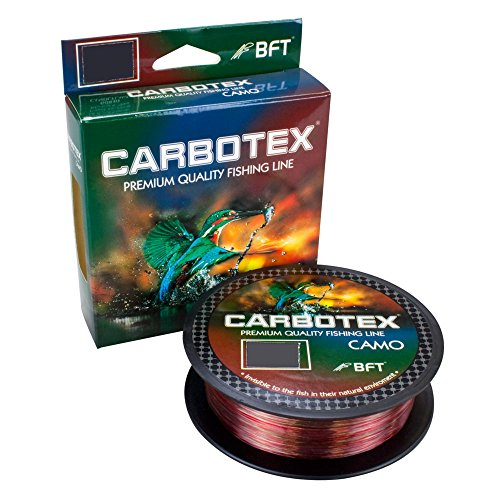 Carbotex Camo Camouflage 600m 0,355mm von Carbotex