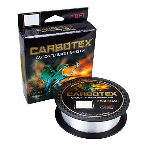 Carbotex Das Original transparent 500m 0,325mm von Carbotex