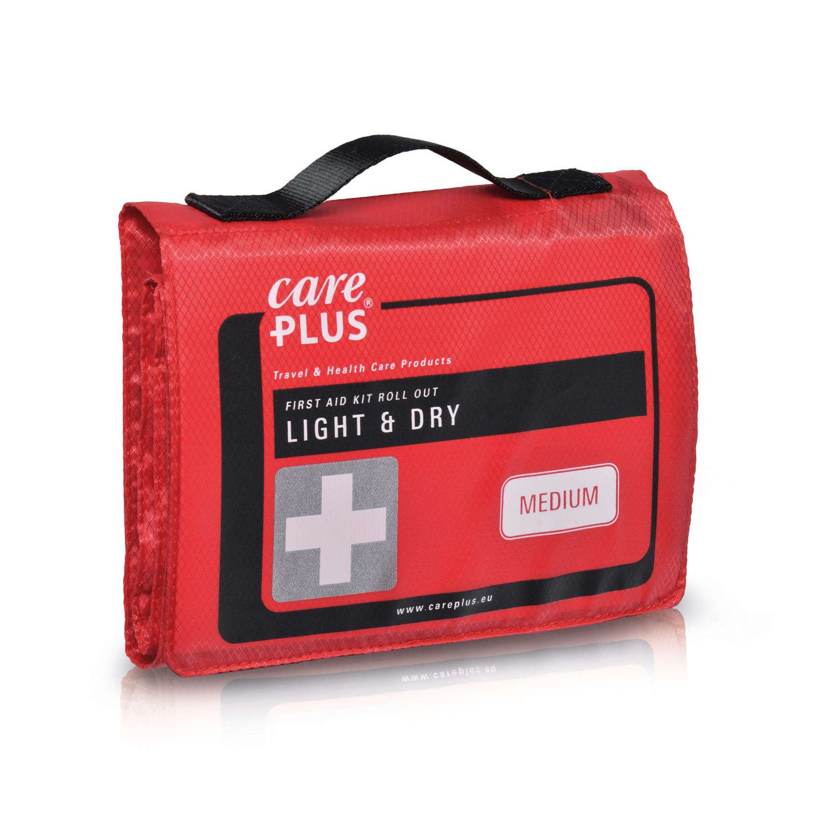 Care Plus® CP® First Aid Roll Out - Light & Dry Medium Erste Hilfe Set von Care Plus®