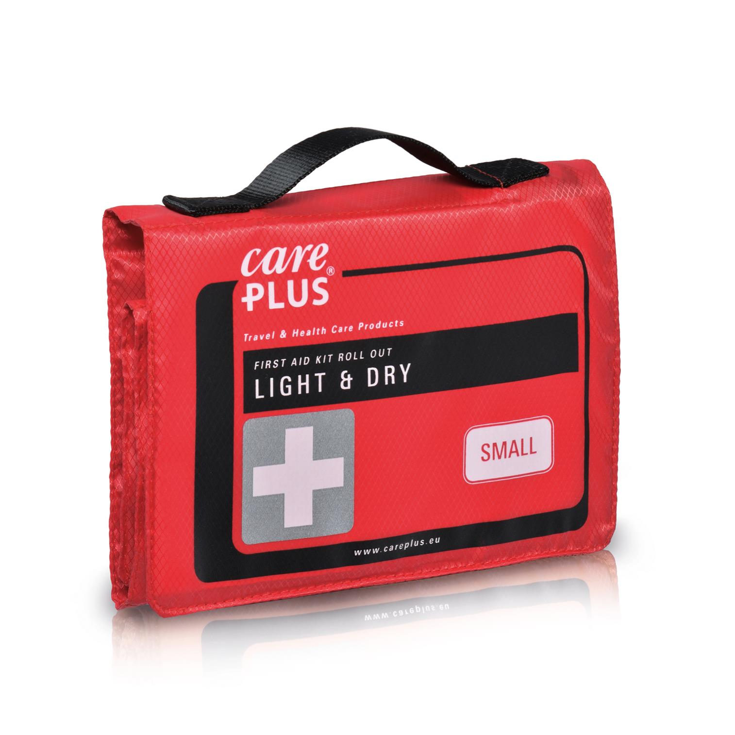 Care Plus® CP® First Aid Roll Out - Light & Dry Small Erste Hilfe Set von Care Plus®
