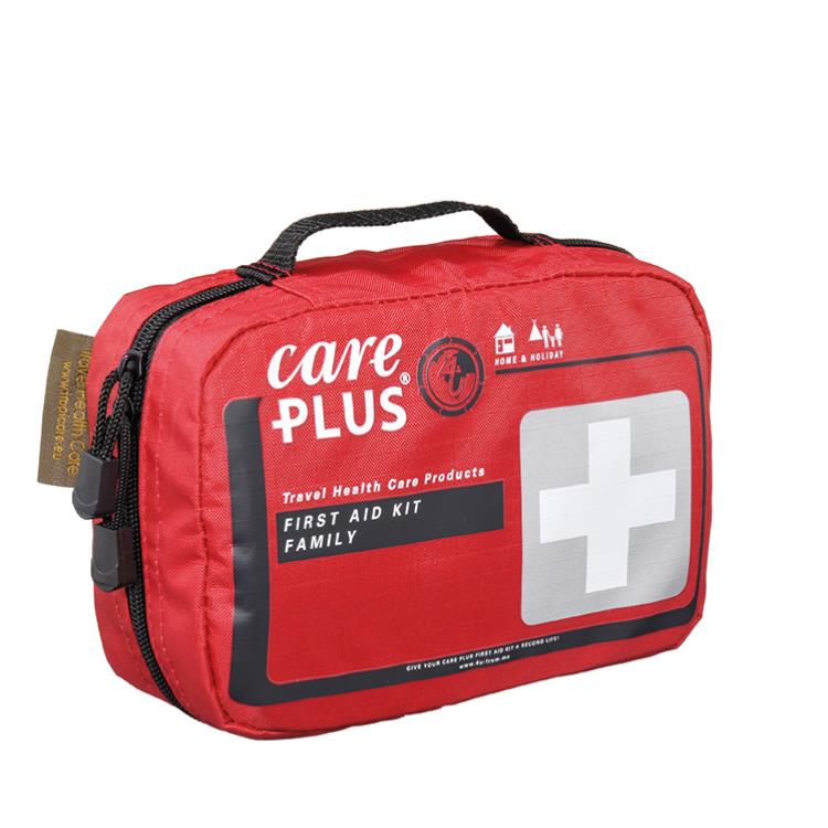 Care Plus® First Aid Kit - Family Verbandskasten von Care Plus®