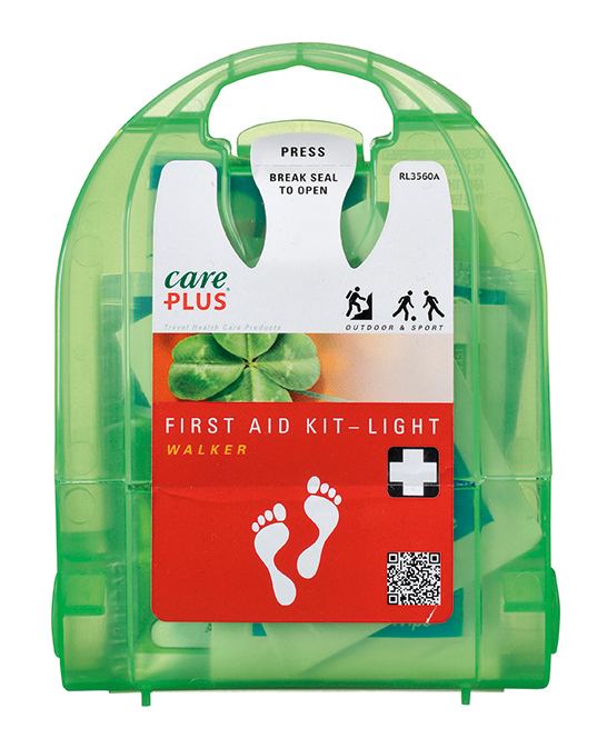 Care Plus First Aid Kit Light - Wanderer Erste-Hilfe-Set von Care Plus