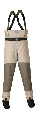 Chota Outdoor Gear Breatable Waders, South Fork Series - Small von Chota Outdoor Gear