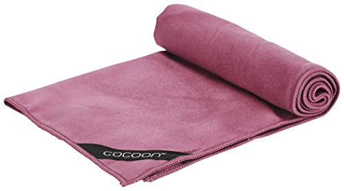 Cocoon Microfiber Towel Ultralight Small Marsala red 2018 Handtuch von Cocoon