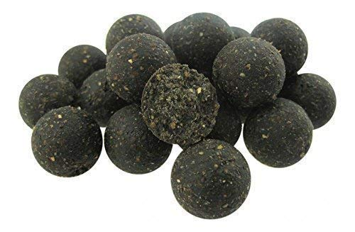 CommonBaits HIGH ACTIVE MONSTERFISCH HEILBUTT 5Kg Boilies 20mm enthält Halibut Pellets von CommonBaits