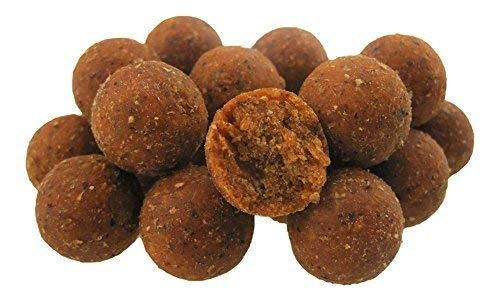 CommonBaits HIGH Active Pineapple & TIGERNUT 1Kg Boilies 20mm Tigernüsse Ananas von CommonBaits