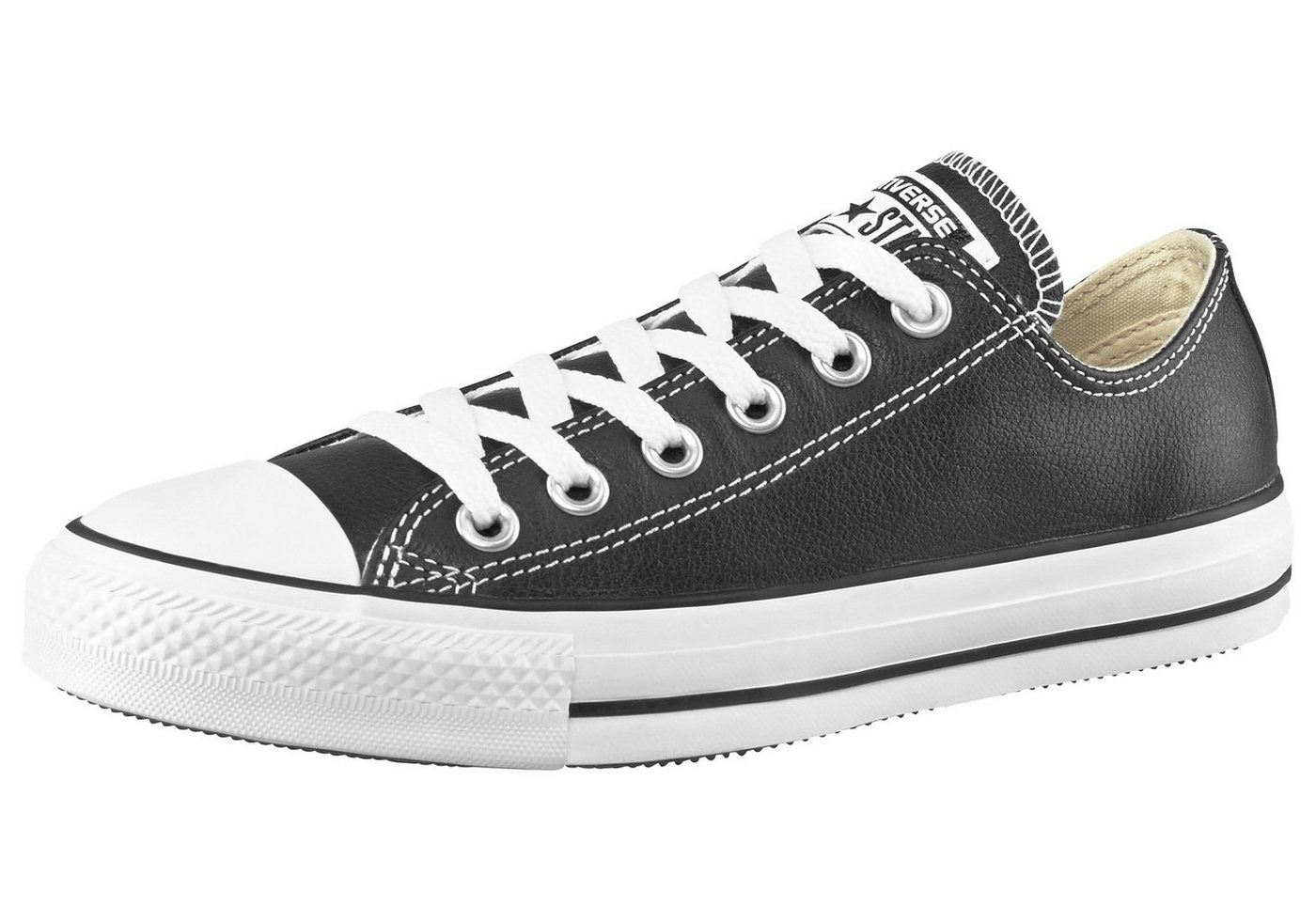 Converse »Chuck Taylor All Star Basic Leather Ox« Sneaker von Converse