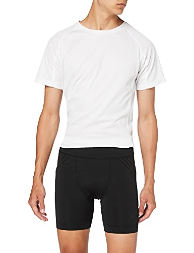 Craft Herren FUSEKNIT Bike Boxer M Baselayer, Black, S von Craft