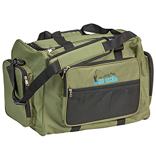 Deluxe XL Carryall Angeltasche 52x35x28cm Karpfen Carp Food Bag Session von DD-Tackle