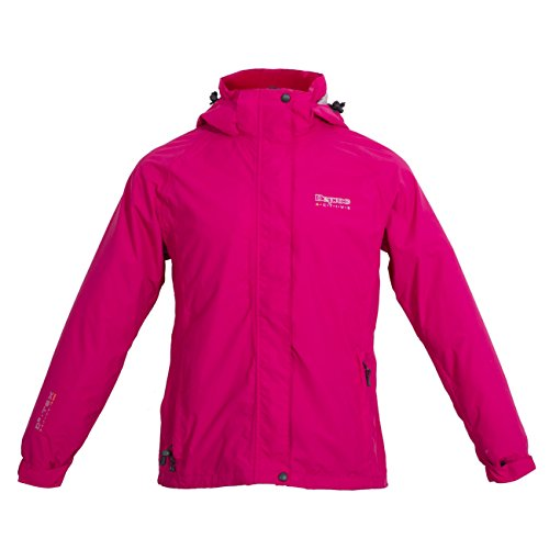 DEPROC-Active Damen Outdoorjacke Arden Jacke, Purple, 38 von DEPROC-Active