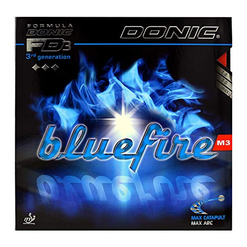 DONIC Belag Bluefire M3 Rot 1,8mm von DONIC