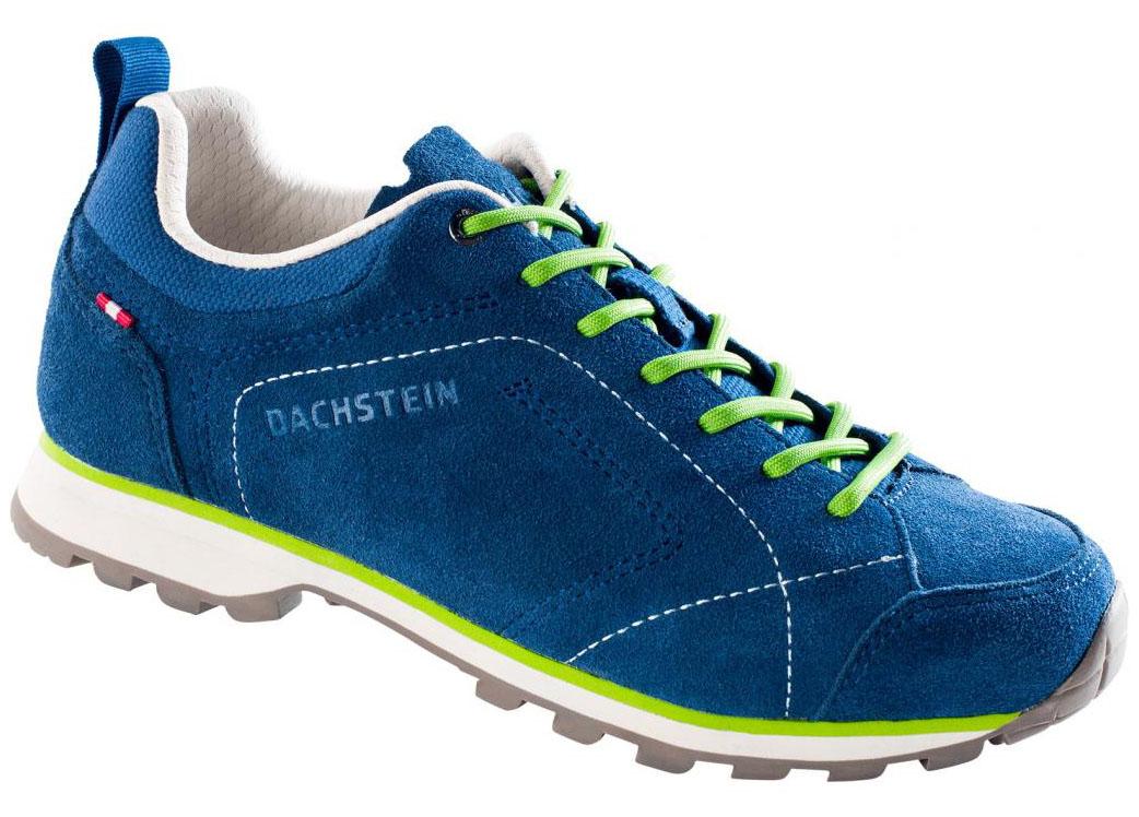 Dachstein Skywalk LC Blau-Grün, Damen EU 40 - Farbe Midnight Blue-Jasmine Green Damen Midnight Blue - Jasmine Green, Größe 40 - Blau-Grün