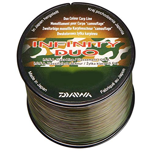 Daiwa Infinity Duo 1200 MTS, Brown/Green von Daiwa