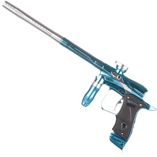 Dangerous Power G5 Spec-R Paintball Markierer (Nova Blue) von Dangerous Power