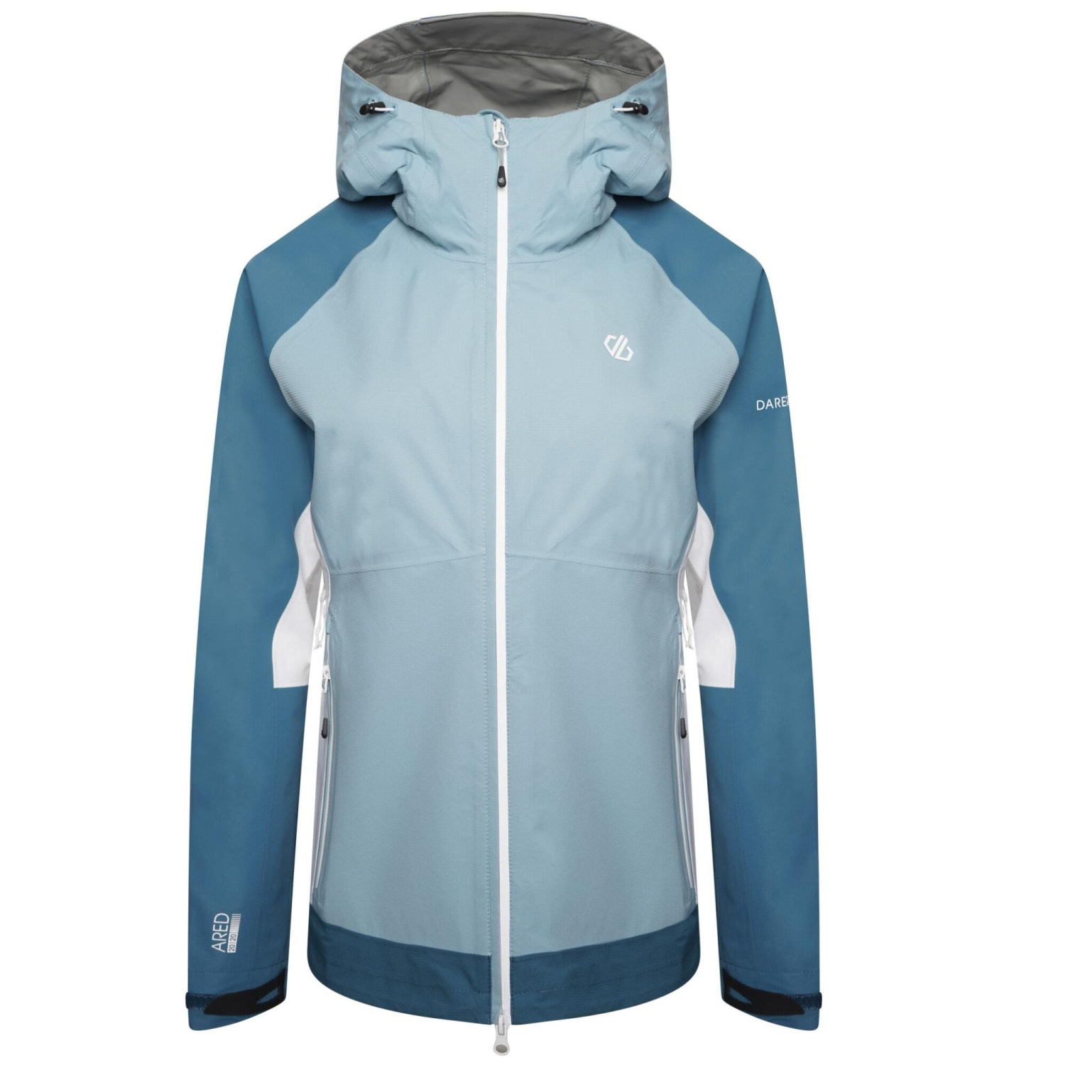 dare2b Checkpoint II Jacket Damen Jacke mint Gr. 44 Damen von Dare2b