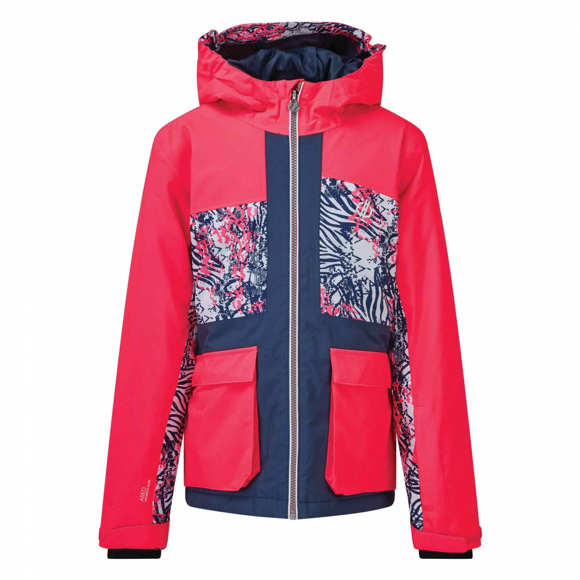 dare2b Esteem Jacket Kinder Skijacke pink von Dare2b