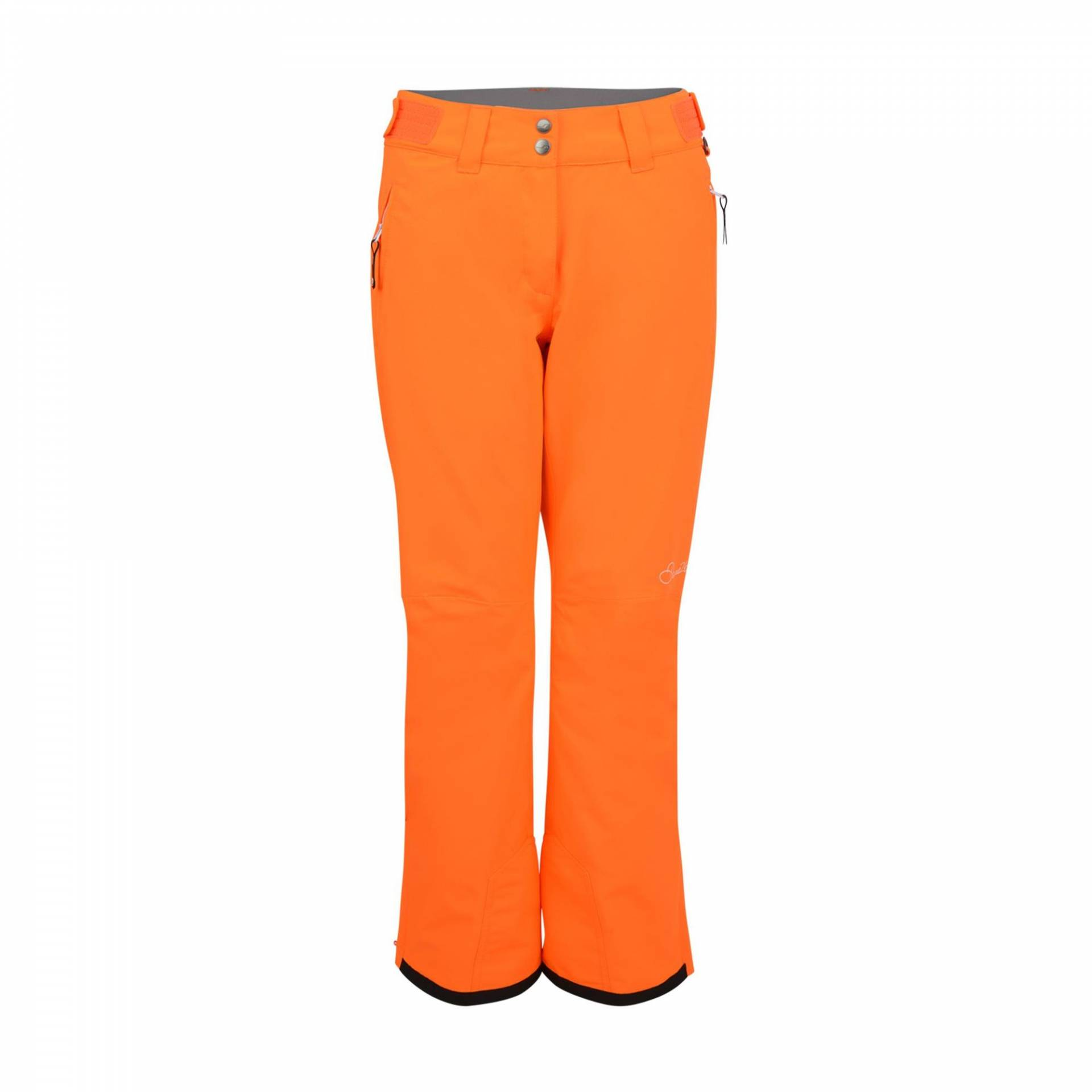 dare2b Stand For II Pant Damen Skihose orange Gr. 34 Damen von Dare2b