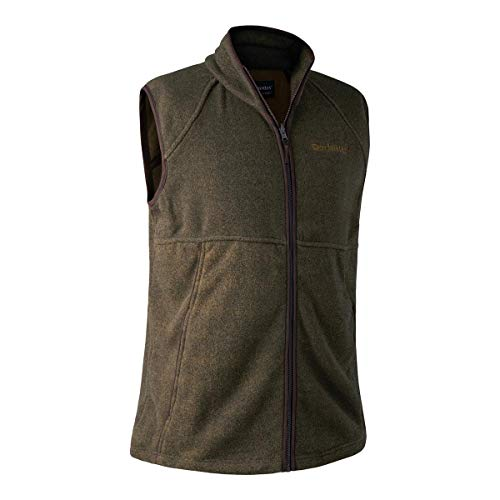 Deerhunter Wingshooter Fleece Weste ind 371 Graphite Green (S) von Deerhunter