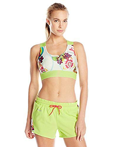 Desigual Damen T-Shirt TS-CD MID Impact T, Sharp Green, M von Desigual