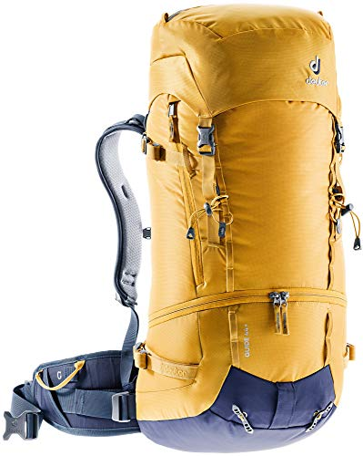 Deuter Unisex-Adult Guide 44+ Daypack, Curry-Navy von Deuter