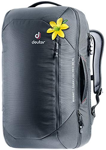 Deuter Women's Aviant Carry On Pro 36 SL Wanderrucksäcke, Black, 55 x 34 x 23 cm von Deuter