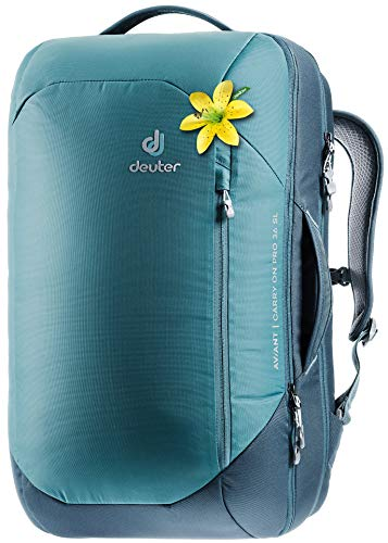 Deuter Women's Aviant Carry On Pro 36 SL Wanderrucksäcke, Denim-Arctic, 55 x 34 x 23 cm von Deuter