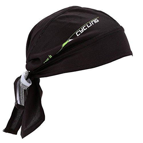 Force Triangle Multifunktions Fahrrad Halstuch Kopftuch schwarz