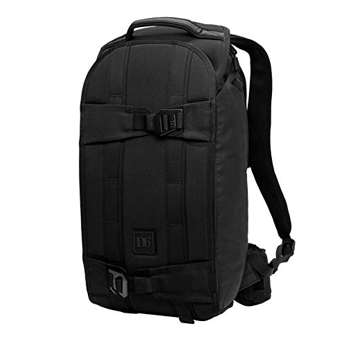 Douchebag The Explorer Rucksack, Black Out, 54 x 30 x 10.5 cm von Douchebag
