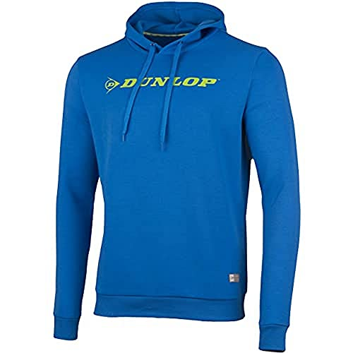 Dunlop Essential Line Adult Hooded Sweat Essential Line Adult Hooded Sweat, Hellblau, XL, 71422-XL von Dunlop Sport