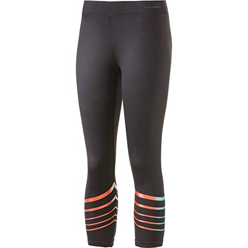 ENERGETICS Kinder Kerstina 7/8 Tights, Black/Multicolor, 152 von ENERGETICS