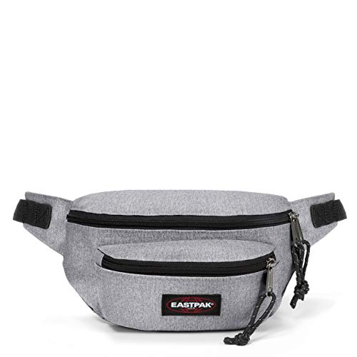 Eastpak Doggy Bag Gürteltasche, 27 cm, 3 L, Grau (Sunday Grey) von EASTPAK