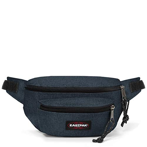 Eastpak Doggy Bag Gürteltasche, 27 cm, 3 L, Blau (Triple Denim) von EASTPAK