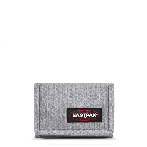 Eastpak Crew Single Geldbörse, Grau (Sunday Grey), 12.8 cm von Eastpak