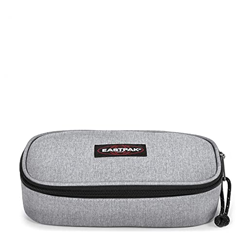 Eastpak Oval XL Single Federmäppchen, 22 cm, Grau (Sunday Grey) von Eastpak