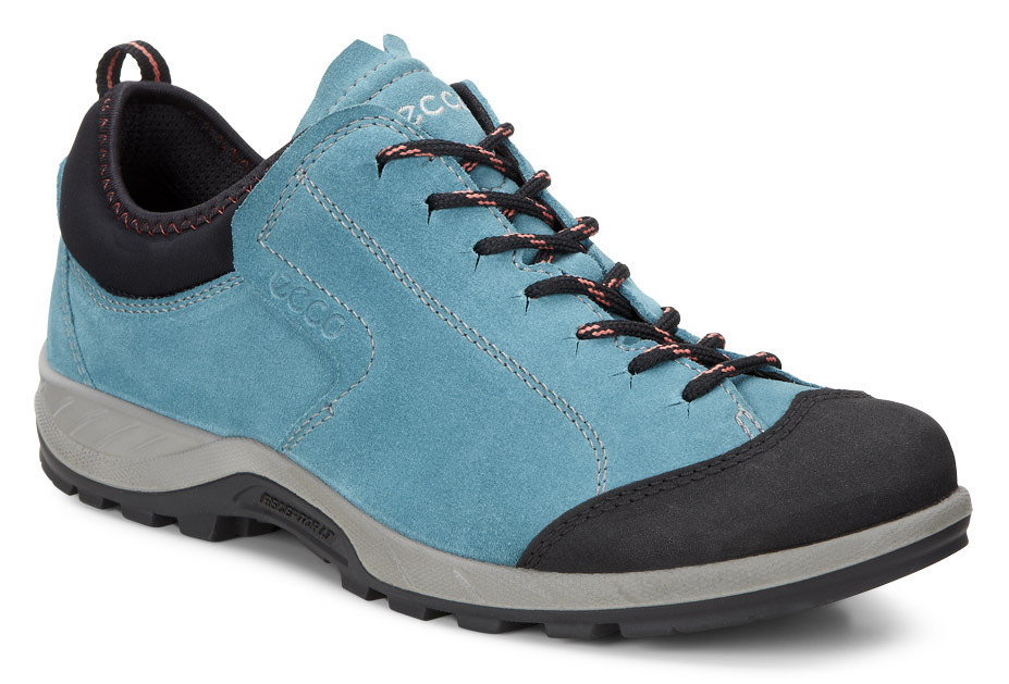 Ecco Damen Outdoorschuh Yura Low Blau - 840643 56137 von Ecco