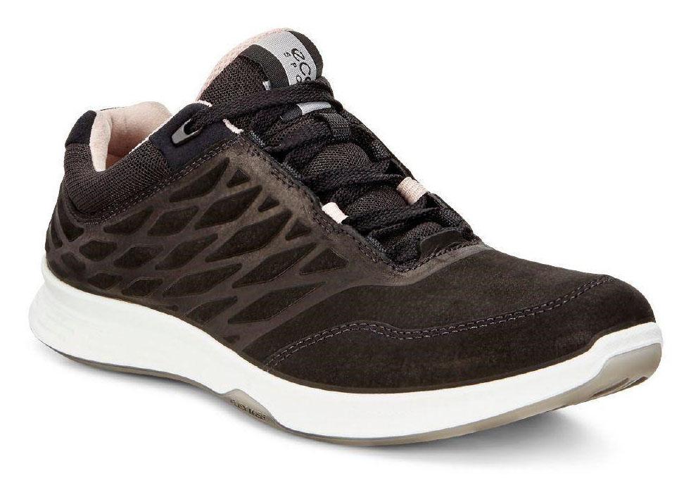 33a6c8c3beb9f7 Ecco Damen Sneaker Exceed Low Schwarz - 870003 02001