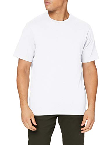 Element Herren Basic-T-Shirt, Optic White, S von Element