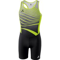 Erima Athletic Jumpsuit Sprinter neon yellow/black XXL von erima
