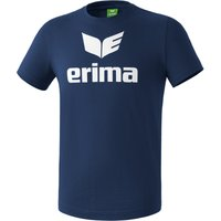 Erima PROMO T-Shirt Kinder new navy 164 von erima