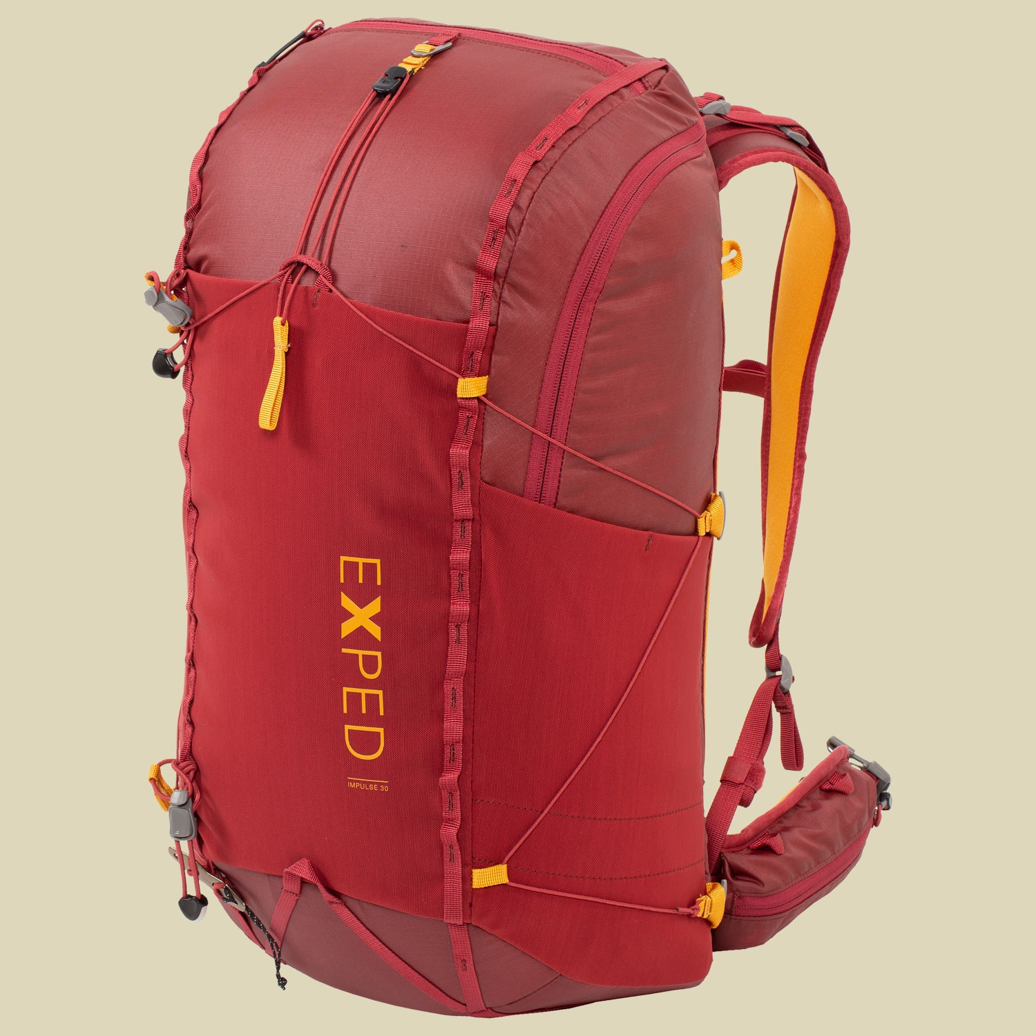 Exped Impulse 30 Wanderrucksack Volumen 30 burgundy von Exped