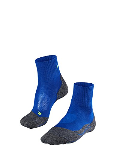 FALKE Herren Wandersocken TK2 Short Cool M SO, 1 er Pack, Blau (Yve 6714), 44-45 von FALKE