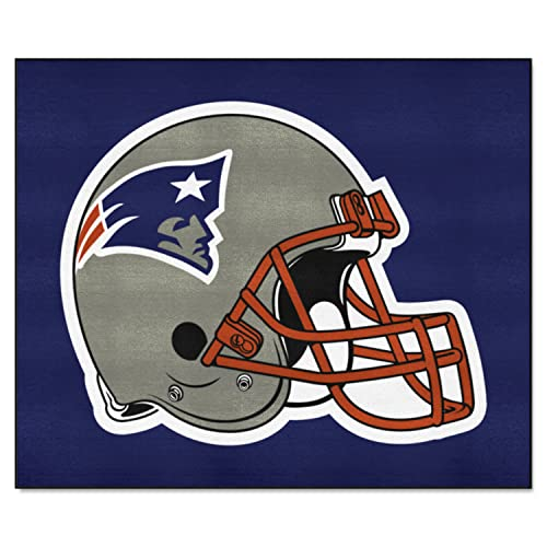 FANMATS NFL New England Patriots Nylon Face Tailgater Rug von FANMATS