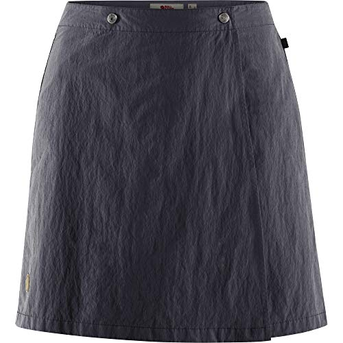 Fjällräven 84760 Travellers MT Skort W Sports Skirt Womens Dark Navy 42 von Fjällräven