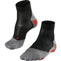 Falke RU5 Lightweight Running Socken Short black/mix 39-41 von Falke