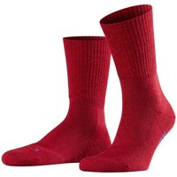 Falke Walkie Light Unisex Wandersocken scarlet 37-38 von Falke