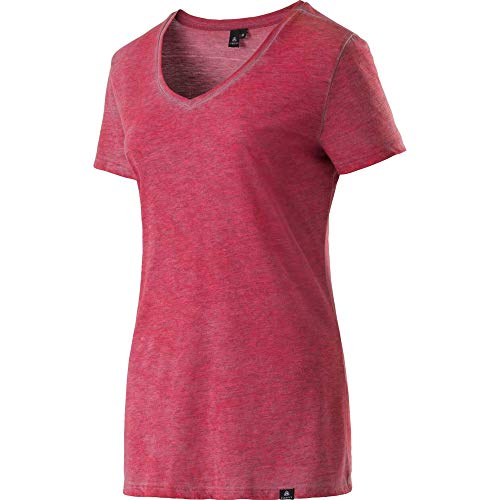 Firefly Damen Doris T-Shirt, Red, 40 von Firefly